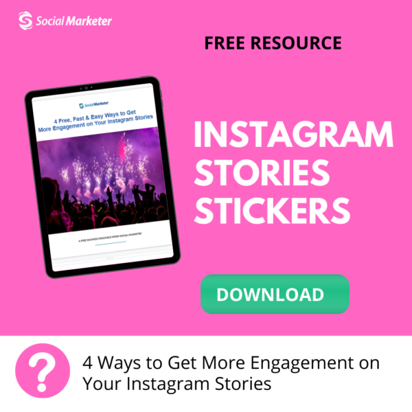 Instagram Stories Stickers Guide